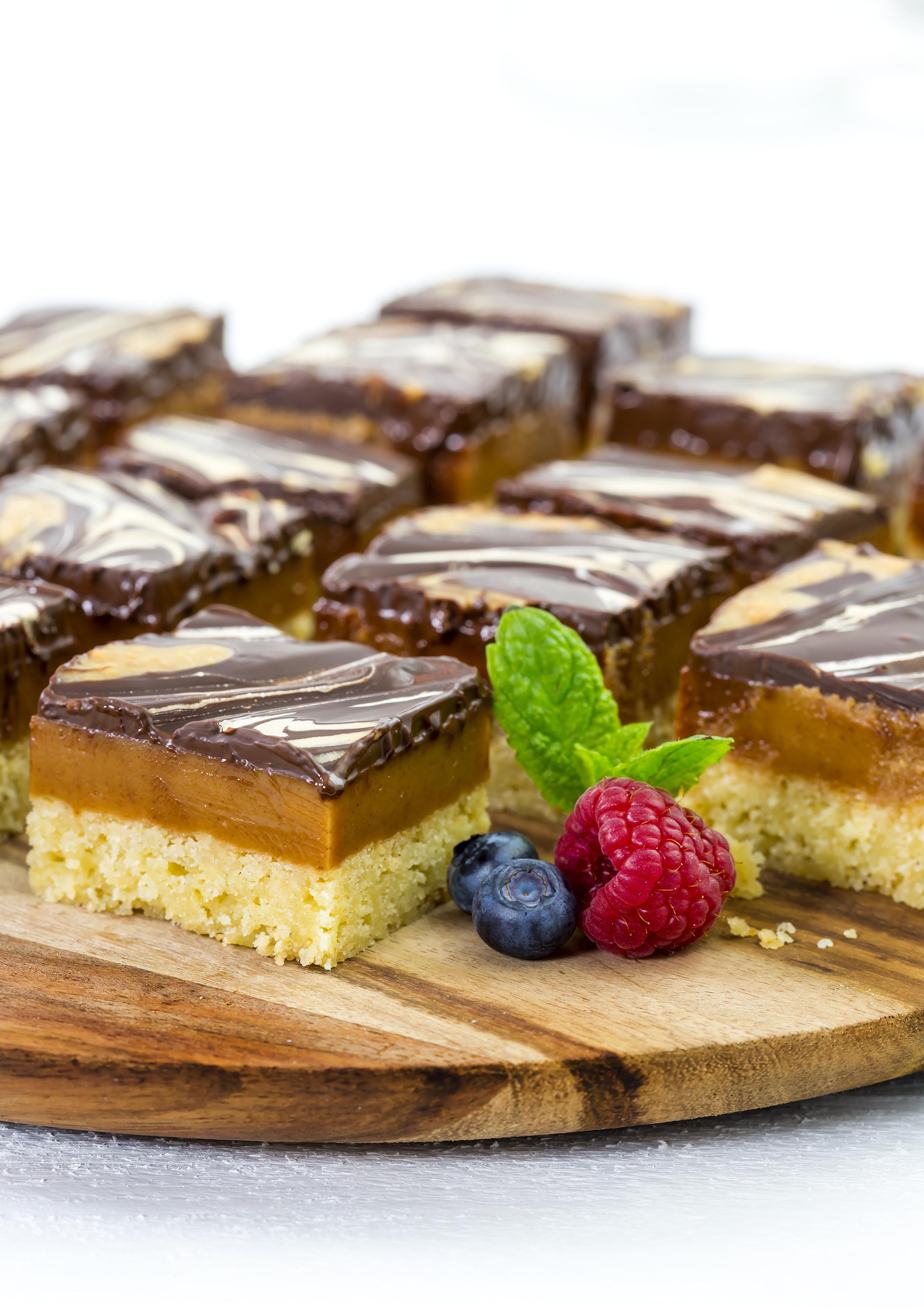 Millionaire's Shortbread -kakku